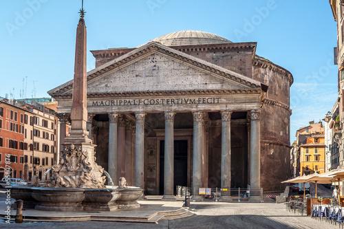 an analysis of the roman pantheon