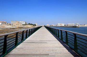 Pont de la grande jetée - Les Sables d'Olonne