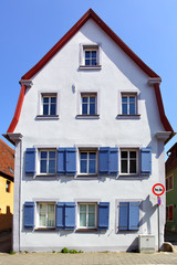 Wall Mural - Old house
