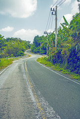 view road