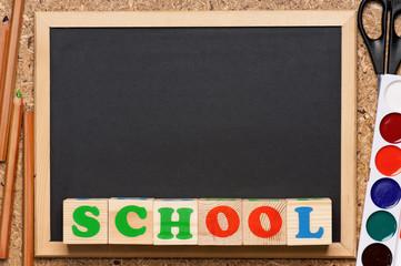 School frame