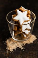 Kekse zu Weihnachten