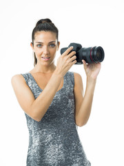 tourist or proffesional gorgeous sexy photographer