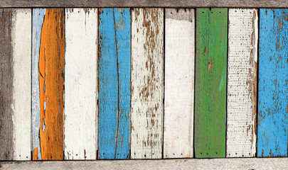 color wood pattern