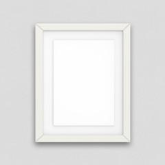 blank modern 3d frame on texture background