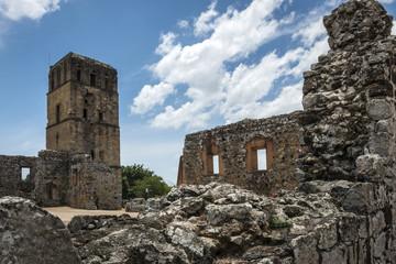 Panama Viejo Ruins, Panama City