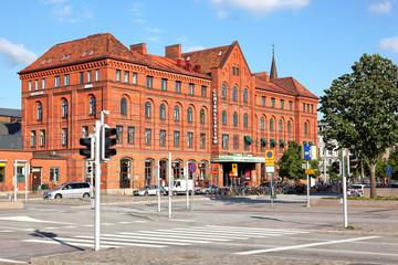 Hauptbahnhof von Malmö