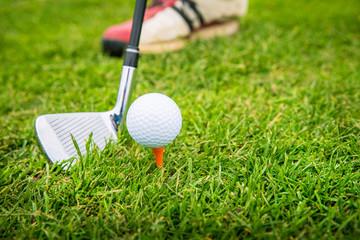 golf start 2