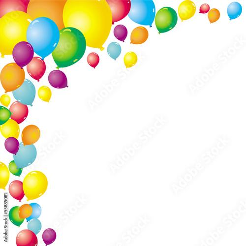 hintergrund mit luftballons stockfotos und lizenzfreie vektoren auf bild 55885081. Black Bedroom Furniture Sets. Home Design Ideas