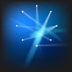 światła sceny