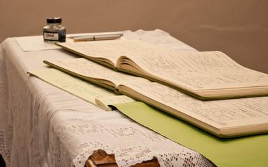 Marriage Record Books