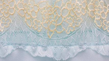 Lace underwear background