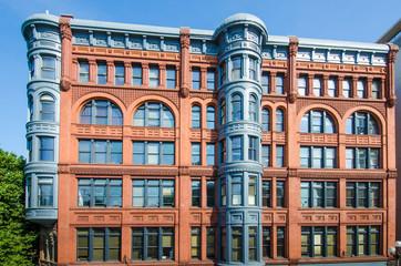 Pioneer Building in Deattle, Washington