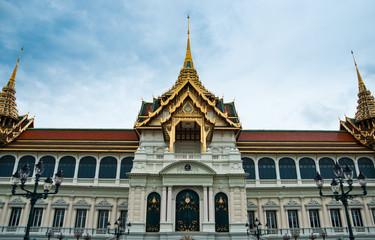 Chakri Maha Prasat Hall in Royal Grand Palace, Bangkok
