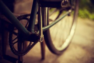 oude vintage fiets