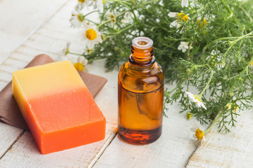 Essential aroma oil  and soap