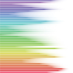 music rainbow colours background