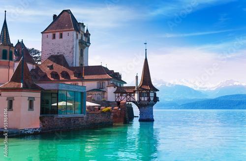 Цена замка в швейцарии
