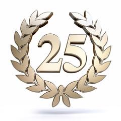 25 Years Silver Jubilee