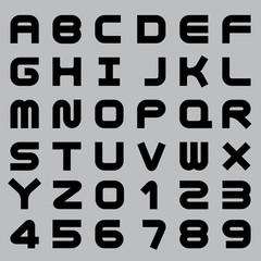 Smooth Alphabet Set