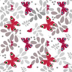 Seamless pattern ornament
