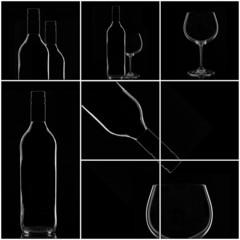 Wine Collage