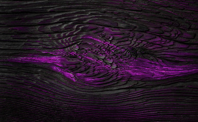 Wood texture,abstract purple background