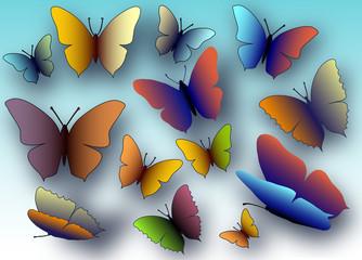 Kelebekler   ( versiyon 2 )