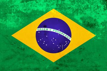 Fototapeta Brazil Flag kopia obraz