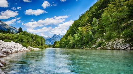HDR Soca river