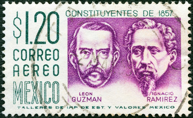 Leon Guzman and Ignacio Ramirez (Mexico 1956)