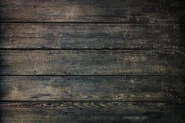 Grunge dark wood texture or background old