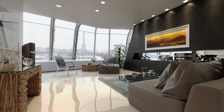 Appartement dans Paris