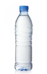 wet water bottle