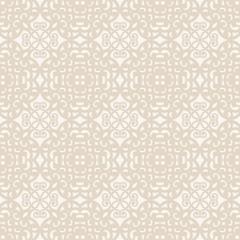 Damask seamless vector pattern.