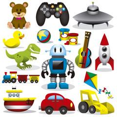 Vector Toys Set