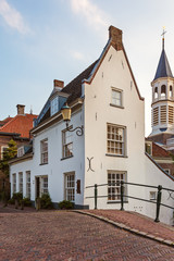 Medieval house in the Dutch city Amersfoort