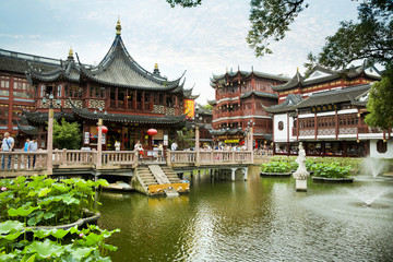 Yu Garden, Shanghai - China
