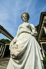 Roman Garden at Phayathai Palace