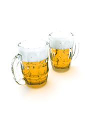 fresh beer Mugs