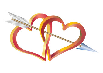 Heart with an arrow