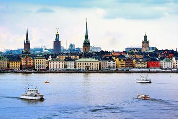 In de dag Stockholm Stockholm Sweden Cityscape