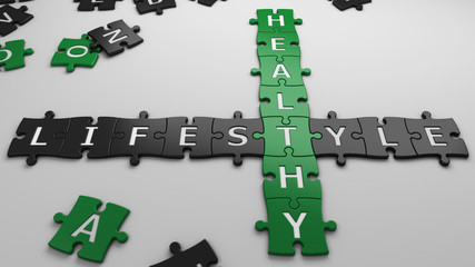 concept healthy lifestyle