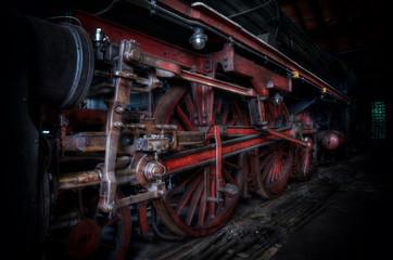 Dampflokomotive 01 204