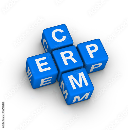 Erp And Crm Symbol Stock Photo And Royalty Free Images On Fotolia
