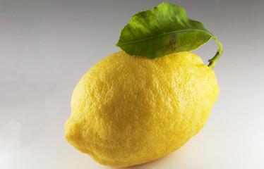 Limone con Foglia