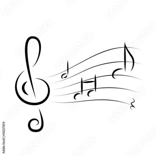 """""""musik noten notenschlüssel"""" stockfotos und lizenzfreie"""