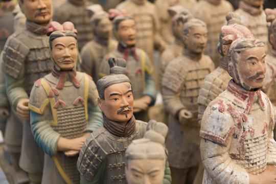 Chinese terracotta army - Xian