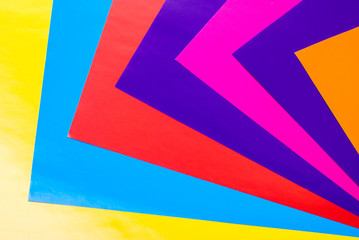 Colorful paper. Abstract background