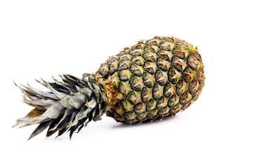Fresh whole pineapple.